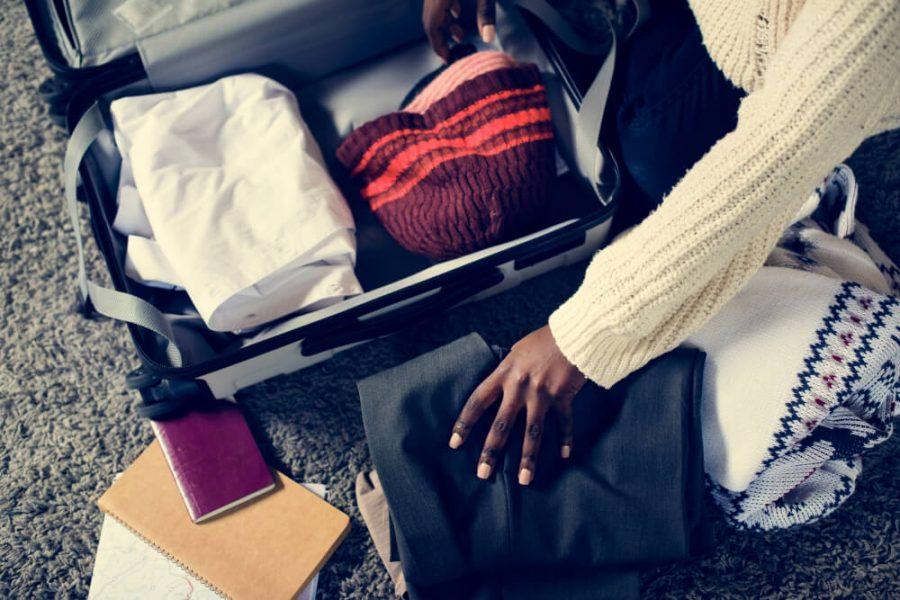 artículos indispensables, Artículos indispensables para viajar en avión