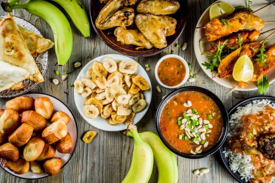 La gastronomía de Guinea Ecuatorial un deleite para el paladar, La gastronomía de Guinea Ecuatorial un deleite para el paladar