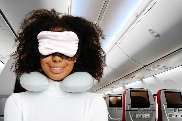 mejores almohadas, Las mejores almohadas para viajar en avión