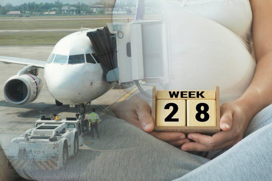 Consejos para viajar en avión embarazada, Consejos para viajar en avión embarazada